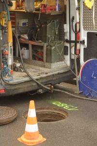 Camionnette travaux Sicteu